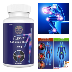 SUPPORTS JOINTS, SKIN amp; EYE HEALTH NATURALLY