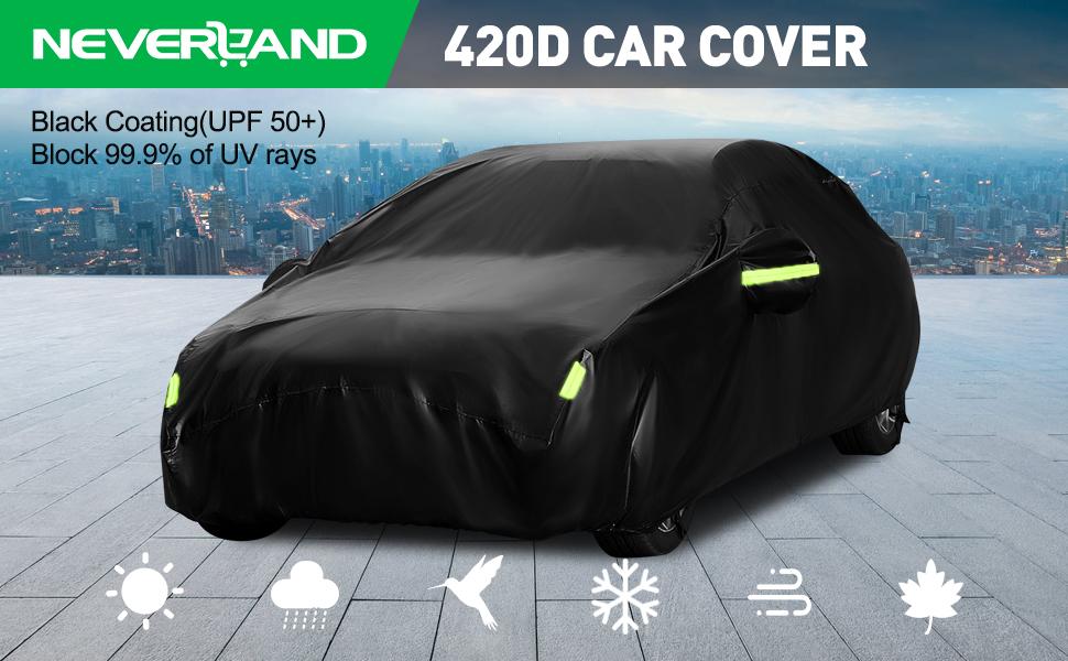 420D Car cover