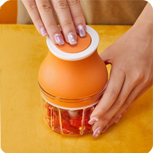 mini chopper food processor