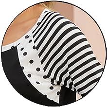 baseball tees casual t-shirt 3/4 sleeve tops crew neck shirt ladies tees
