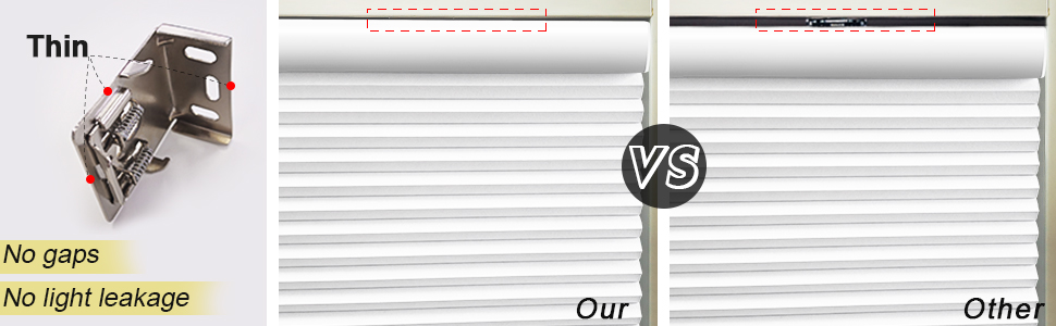 light filtering cellular shades cord free stringless honeycomb blinds