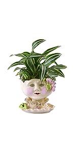 Victorian Lovelies Planter: Mornin' Gloria