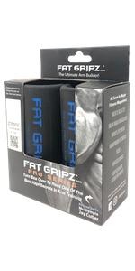 Fat Gripz Black OPS