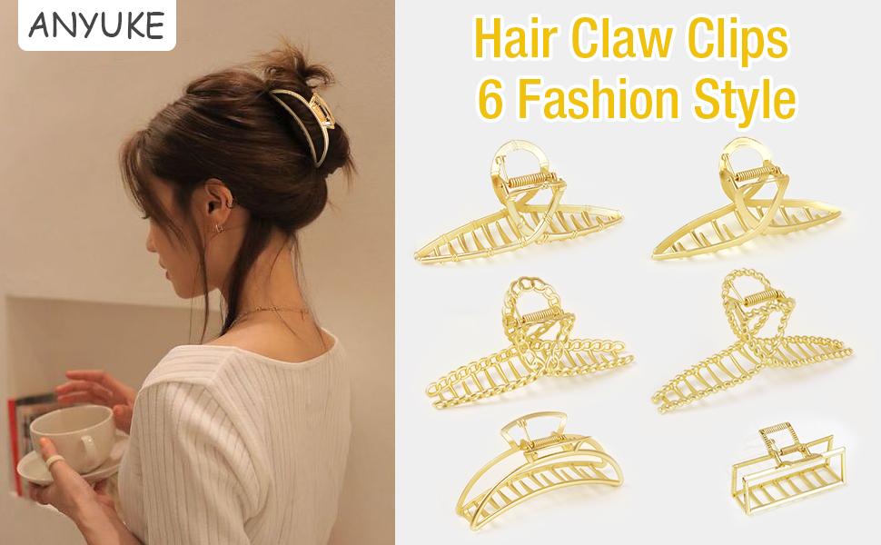 hair clips hair clip claw clip hair clips women hair claw hair claw clips hair claws for thick hair