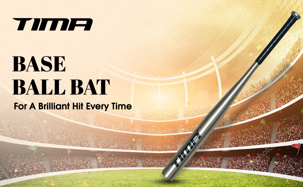 Aluminium Base Ball Bat SPN-FOR1