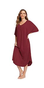 Sleepwear with Pocket