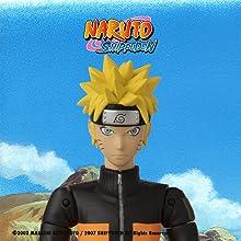 Naruto Anime Heroes Bandai
