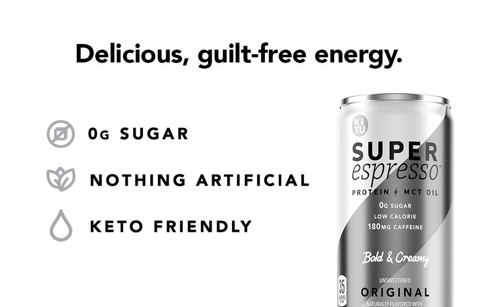 Guilt-free Energy