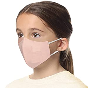 Face Mask for kids adult and teenager Cotton Mask with Ear loops set of 12 Multi-color Mask