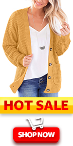 luvamia cardigan sweaters Womens Button Down Cardigans Open Front Fall Sweaters Coat with Pockets