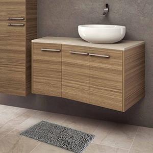 Bathroom rugs for wash basin