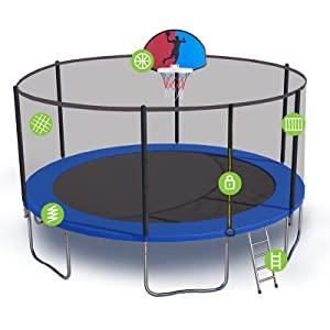 Trampoline Specification: