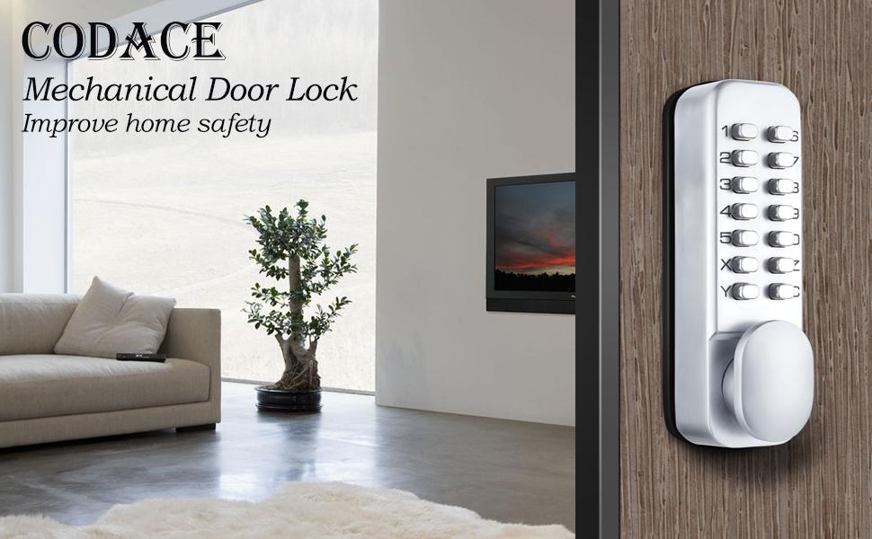 Mechanical Door Locks