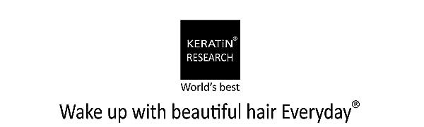 Keratin research