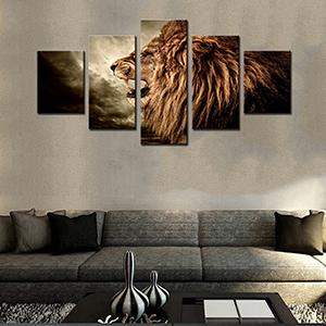 animal wildlife wolf lion african black white safari sky forest abstract dark image wild kind haed