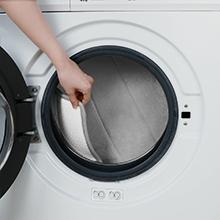 Easy Clean machine washable