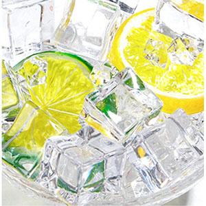 faux lemon slices