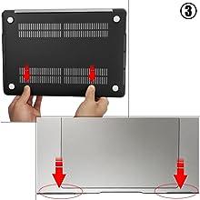 MacBook pro 13 case install step 3