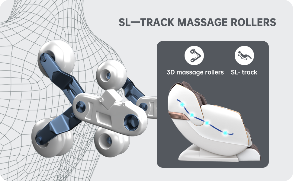 Real Relax Massage Chair PS 3100