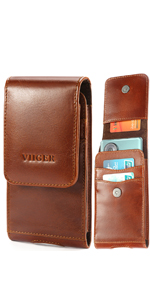 iphone 12 pro max leather holster