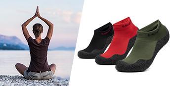 barefoot yoga socks
