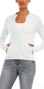 Women uv jacket