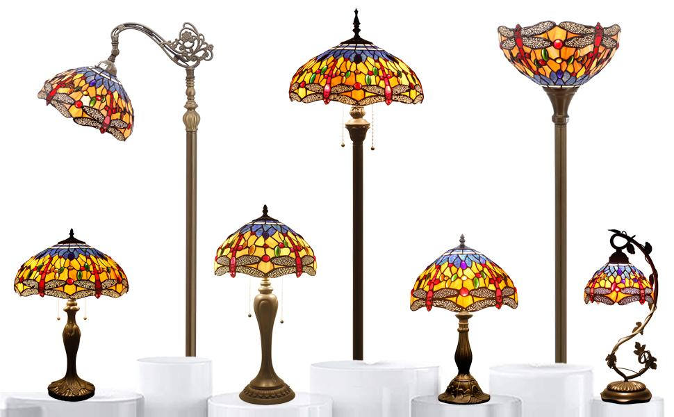 Tiffany Lamp Series S168