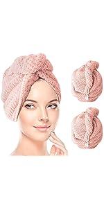 microvezel haarhanddoek