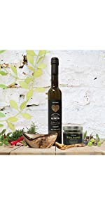 Vervana Bread Dipping Essentials Olive Oil and Dipping Spices Gift Set