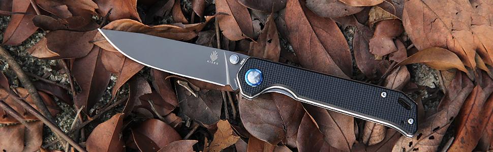 begleiter drop point blade knife pocket knives gift edc