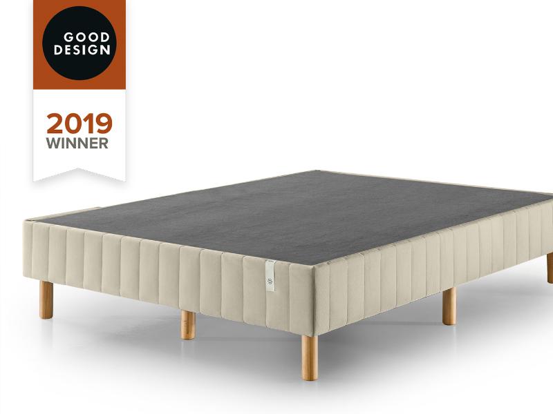 "Justina 16"" 2019 Good Design Winner Bed Foundation"