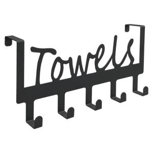 over door towel rack