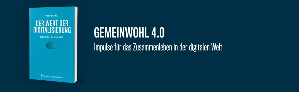 Der Wert der Digitalisierung, transcript Verlag