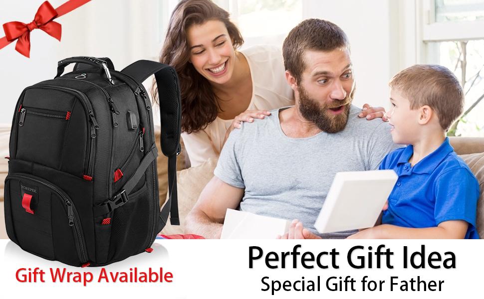 gift backpack for men women