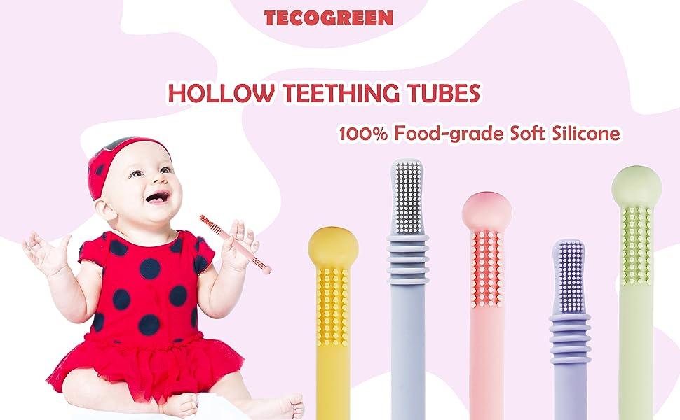 teething tubes