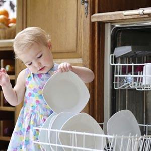 Dishwasher Parts Upper Rack