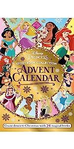Disney Princess Advent 2021