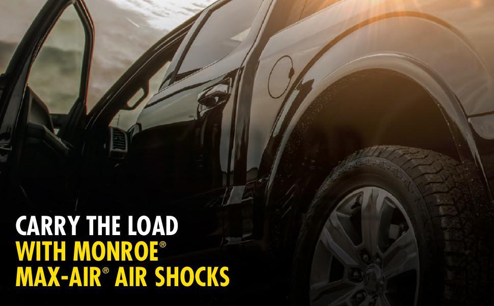 Monroe Max Air Shocks Module 4