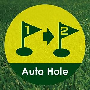 Auto change to the next hole
