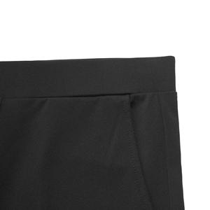 black dress pants front side