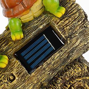 solar statue