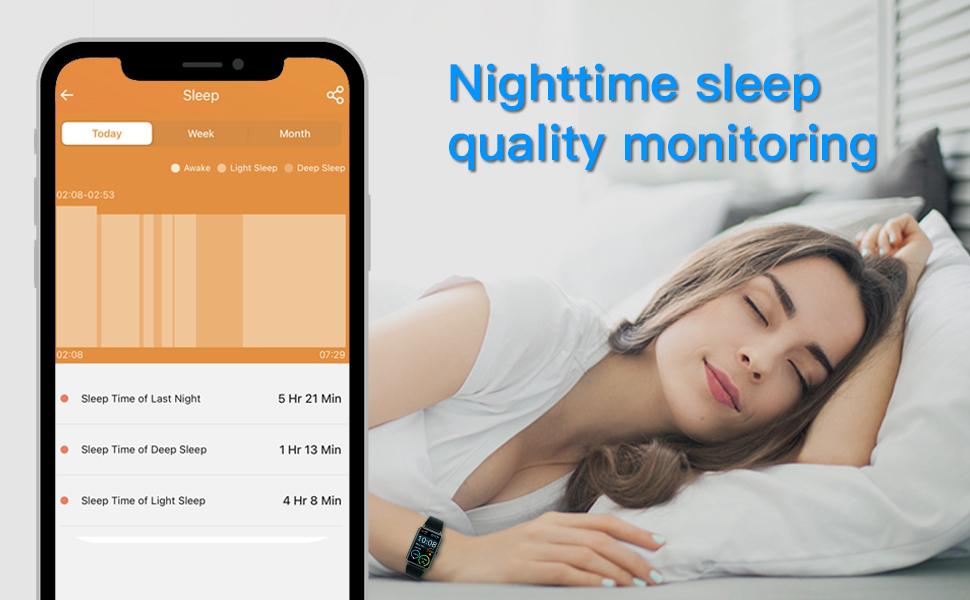 smart watch Sleep Monitor