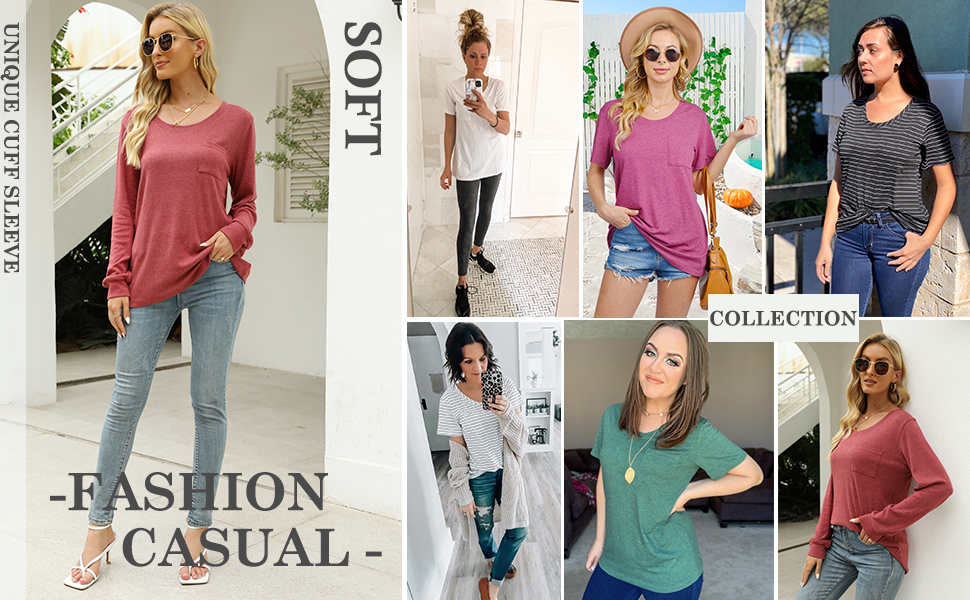 womens long sleeve shirts