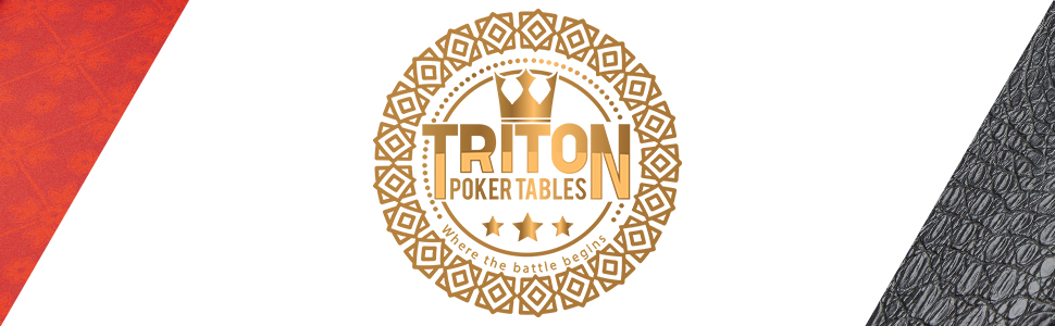 Premium Folding Poker Tables By Triton Poker Tables LLC