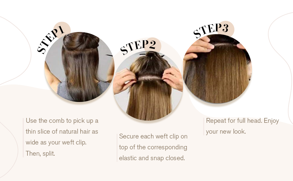 how to apply clip in extensions
