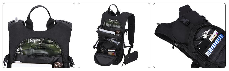 water bag hydration pack