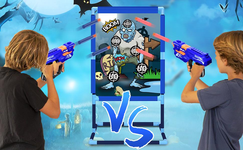 Shooting competitive game