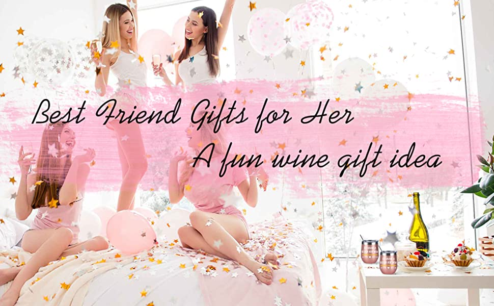 Best Friend gifts for her