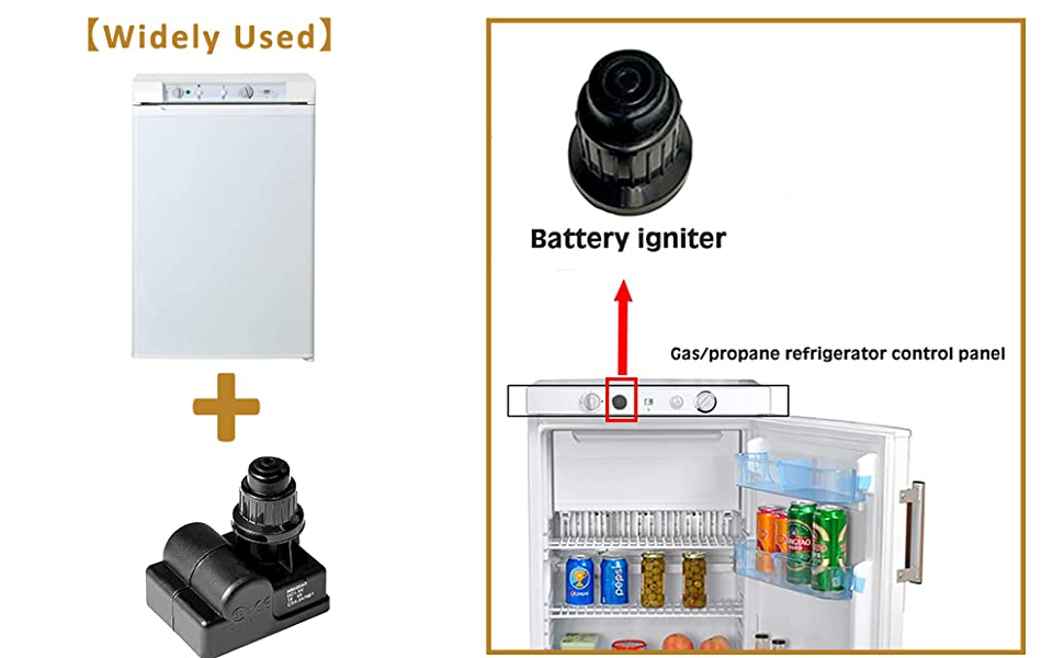 Gas Grill Igniter