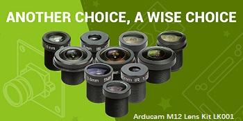 M12 Lens Kit